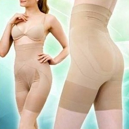e73e254123 Slim n Lift California Beauty Bodyshaper Undergarment (3XL ...