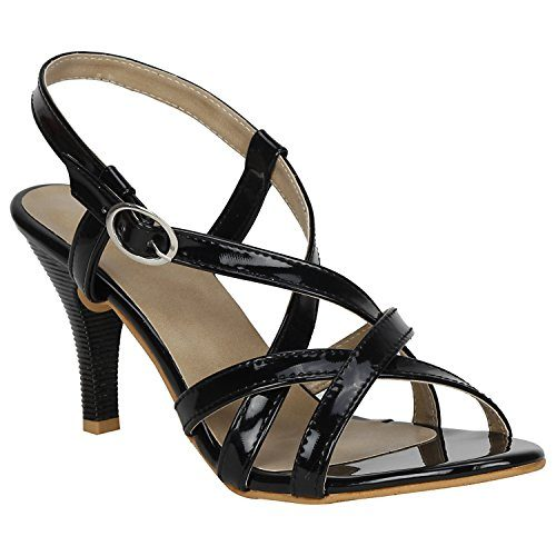 572a97c20e99 MISTO VAGON WOMEN AND GIRLS PARTY WEAR CASUAL AND FORMAL HEELS SANDALS  VJ1205